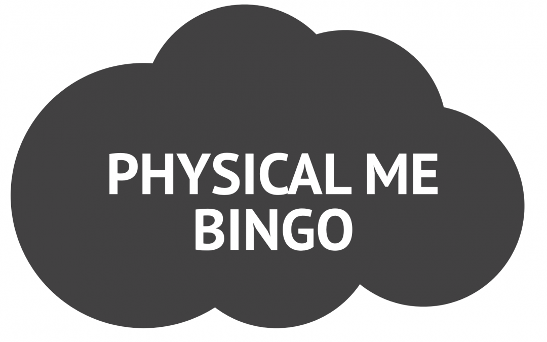 Physical Me Bingo
