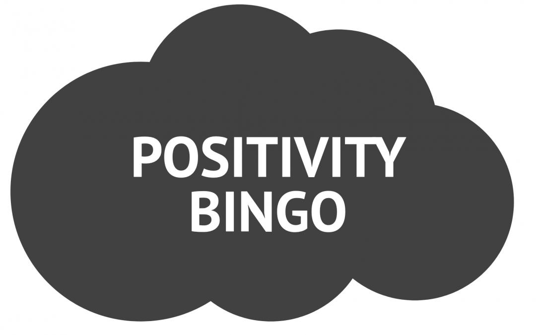 Positivity Bingo